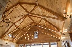 tie rod truss roof - Google Search