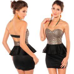Sexy Womens Evening Night Cocktail Party Elegant Lady Club Wear Short Mini Dress 20