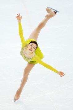 Kim Yu-na (South Korea) Silver Medalist - Ladies' Figure Skating (Short Program)