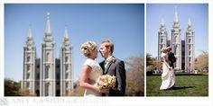 Megan & Kendall : Part 1 Salt Lake City Temple, UT » amy lashelle