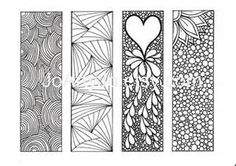 Pattern to Make for Bookmarks - Bing images