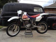 96 xr250r..new 2 me trail bike