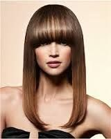 Are you looking for pictures of hairstyles with bangs? If so, come on in and learn why bangs are one your best go-to looks! Haircuts For Long Hair With Bangs, Hairstyles With Bangs, Hairstyle Ideas, Bob Hairstyle, Highlighted Hairstyles, Layered Hairstyle, Beach Hairstyles, Simple Hairstyles, Bridal Hairstyles