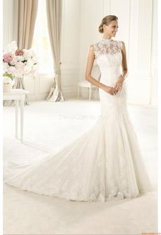 Vestidos de noiva Pronovias Urdiel 2014