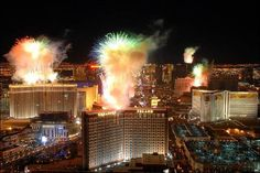 A guide to celebrating New Year's Eve in Las Vegas - Dream Travel Magazine