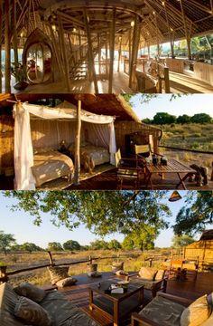 Jackal-Berry Tree House Camp