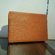 ルイ・ヴィトン【LOUIS VUITTON】 ポシェットオム M52528 エピ ケニアブラウン セカンドバッグ