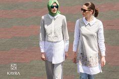 comfy clothing for veiled women :) #Kayra #Hijab