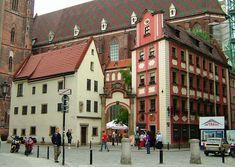 Jaś i Małgosia (Hansel & Gretel Houses), Wrocław, Poland