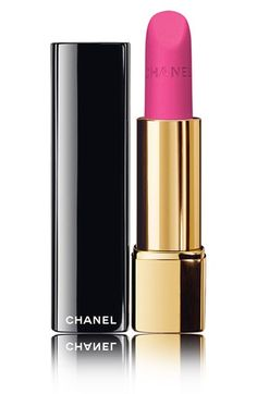 CHANEL ROUGE ALLURE VELVET LUMINOUS MATTE LIP COLOR available at #Nordstrom