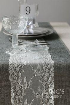 94 Best Burlap U0026 Lace Table Runner Images On Pinterest | Jute, Burlap  Crafts And Lace Table