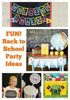 Fun Back to School Parties - Boogie Wipes  July 17, 2014
