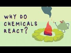 Why can gasoline burst into flames, when water won't? A primer on chemical reactions: