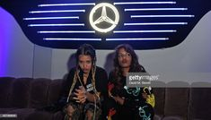 Tommy Genesis and M.A attend the Mercedes-Benz launch party with M.A & Tommy Genesis at 180 The Strand on March 2017 in London, England. Get premium, high resolution news photos at Getty Images Tommy Genesis, Launch Party, Mercedes Benz, Product Launch, News