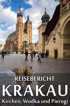 Krakau: Reisebericht mit Erfahrungen zu Sehenswürdigkeiten, den besten Fotospots sowie allgemeinen Tipps und Restaurantempfehlungen.