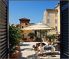Hotel Ponte Sisto Rome #jetsettercurator