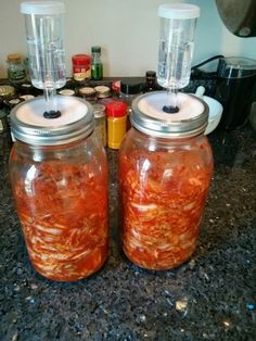 Tired of Kimchi with MSG?  Make your own !