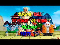 DRAGON BALL REVENGE OF KING PICCOLO GAMEPLAY ESPAÑOL PARTE 19