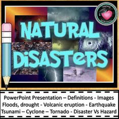 Natural Disasters Powerpoint - Welcome My Home Paragraph Writing, Writing Rubrics, Opinion Writing, Persuasive Writing, Social Science, Science And Technology, Teaching Tools, Teaching Resources, Poetry Lessons