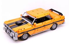 LEGO Technic 1971 Ford XY Falcon GT by 'Doc Brown'