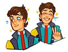 lutnik: [loud shrugging] Rhys is soo cutee! This nerd........