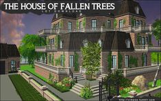 vimpse | LOT DOWNLOAD: House of Fallen Trees ⇛⇛ makeover /...