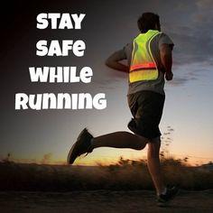 Running Tips Beginner, Stay Safe
