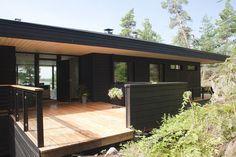 SUMMER VILLA IV, Merimasku | Omakotitalot, kesäasunnot ja saunat | Projektit | Arkkitehtitoimisto Haroma & Partners OY