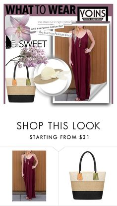 """""""YOINS 28"""" by melisa-hasic ❤ liked on Polyvore"""
