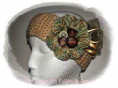 Bandas Para El Pelo Crochet, Tejidos Headband, Tejidos Tutorials, Pelo  Tejidas, Intentar, Proyectos, Ganchillo, Ganchillo Crochet, Crochet Coser