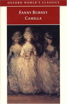 Camilla by Fanny Burney
