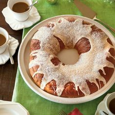 Top-Rated Christmas Brunch Recipes: Cream Cheese-Filled Wreath