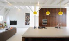ilia estudio interiorismo: Interiorismo entre blancos y madera de ...