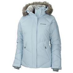 COLUMBIA Women s Lay  D  Down Jacket  EasternMountainSports  Puffer ~115 Parka  Coat 2cac99a9d37