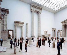 Thomas Struth - Pergamon Museum, Berlin