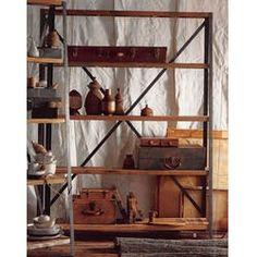Roost Boatwood Wide Shelf