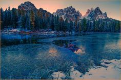 A cold morning by Stefano Crea