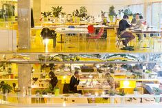 How 1,000 Plants, A Greenhouse Bubble, And Stella McCartney Could Change The Way We Work | Fast Company | Business + Innovation
