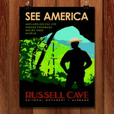 Russell Cave National Monument by Robert Proctor