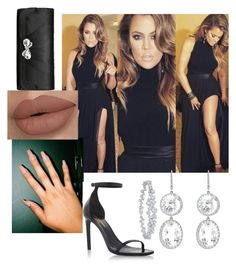 """""""khloe Kardashian Style"""" by glvd-leegal on Polyvore featuring Yves Saint Laurent, Harry Winston, Andrea Fohrman and RedCarpetWorthy Khloe Kardashian Style, Harry Winston, Yves Saint Laurent, Polyvore, Fashion, Moda, Fashion Styles, Saint Laurent, Fasion"""