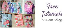 Clover & Violet — stitch. sew. quilt. embroider.Baby bibs tutorial