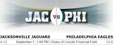 Jacksonville Jaguars vs. Philadelphia Eagles NFL Preview #Jacvs#Phi #Jaguars #Eagles #Jacksonville #Philadelphia #NFL #Football