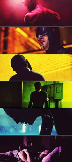 Daredevil: … let the Devil out
