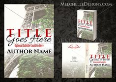 LOVE IN PARIS Premade Cover by msfowle.deviantart.com on @DeviantArt Premade Book Covers, Author, Deviantart, Paris, Love, Books, Libros, Amor, Montmartre Paris