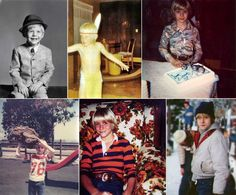 Kurt Cobain | Rare, weird & awesome celebrity photos. That photo in right corner. He looks so innocent, cute and like a girl. But, but its awesome.