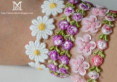 how to make macramè bracelets
