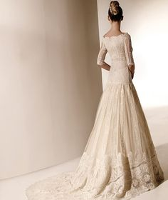 just fell in love. Now if only I was a size two and had a figure like Pippa Middleton!