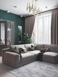 Ružičaste, sive i zelene nijanse za besprijekorno uređenje trosobnog stana - Jutarnji List