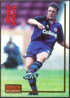 Derek Whyte - Former Scottish Footballer