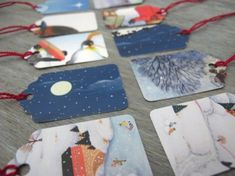 Don't know what to do with Christmas cards after the holidays? Recycle Christmas cards and wrapping paper into adorable crafts, keepsakes, tags, and more.